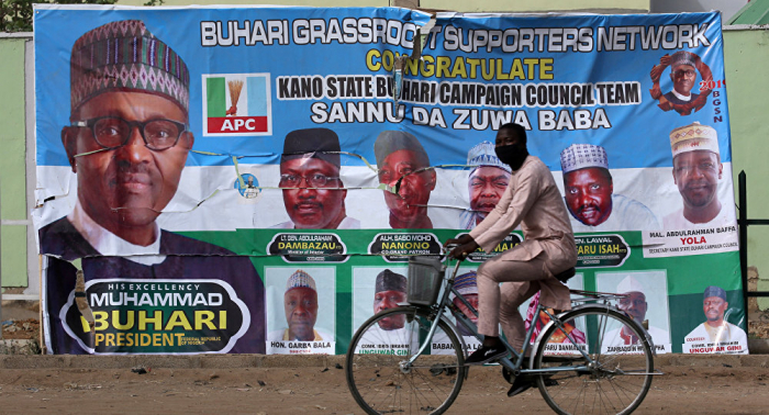 Nigeria celebra las elecciones generales