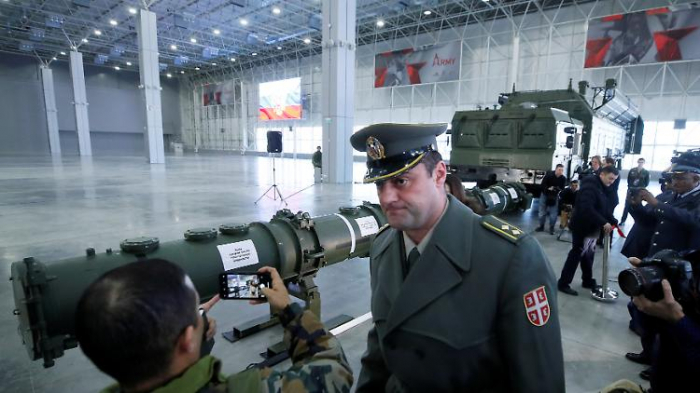 Russland stellt mehr Marschflugkörper auf