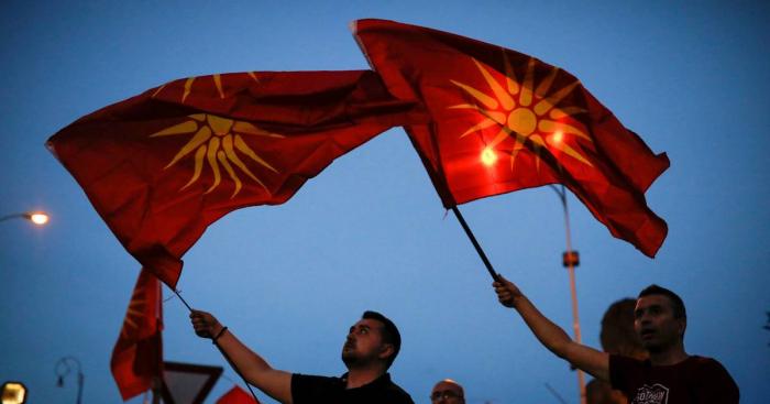 """Une attaque """"terroriste"""" déjouée en Macédoine du Nord"""