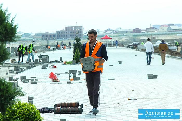 Muzdla çalışanların maaşı artıb - 544,1 manat