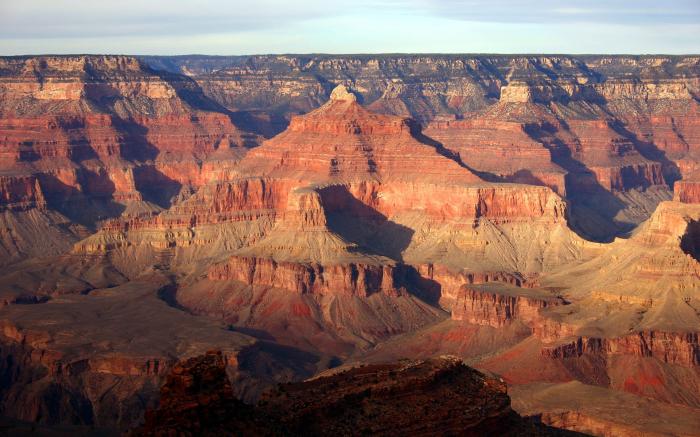 Les visiteurs du Grand Canyon exposés à des radiations?