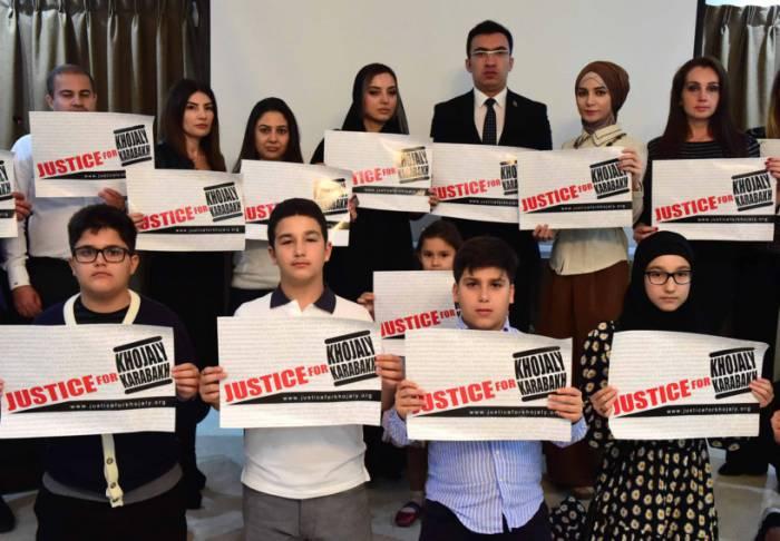 Azerbaijan community commemorates Khojaly genocide -Gulf News