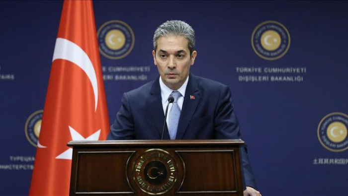Turkey has nothing to learn from French politicians - Aksoy