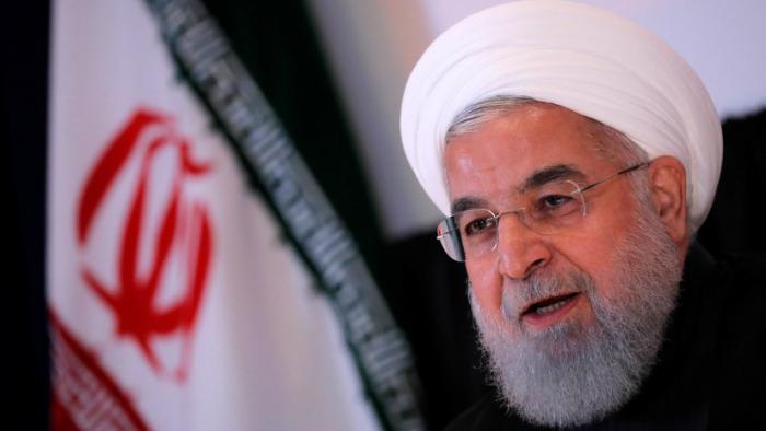 """El presidente de Irán  : """"No pediremos permiso para hacer misiles"""""""