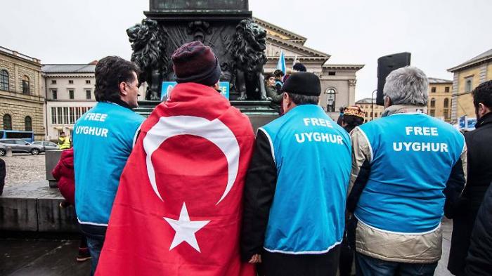"""Türkei empört über """"Konzentrationslager"""""""