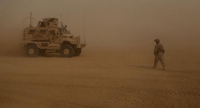 Irak discute la retirada de las tropas estadounidenses de su territorio