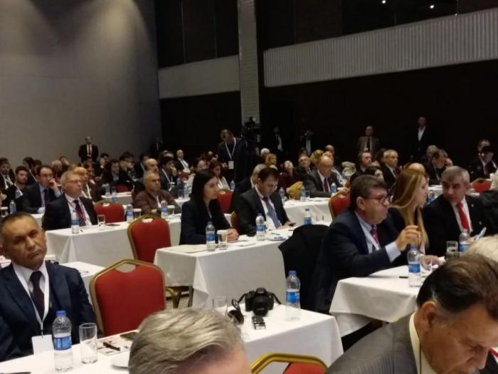 22nd Eurasian Economic Summit kicks off in Istanbul