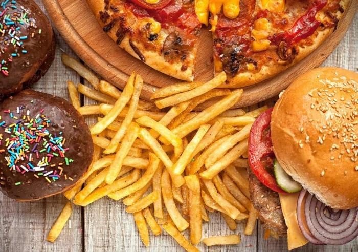 La mort pourrait se cacher dans les fast-food, selon des chercheurs