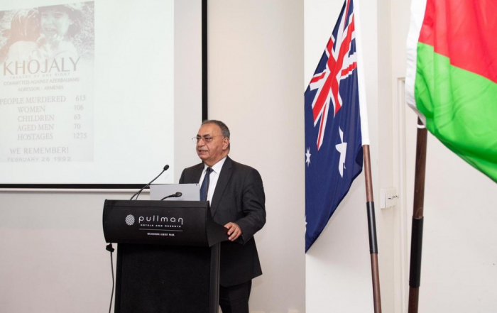 Khojaly genocide victims commemorated in Melbourne