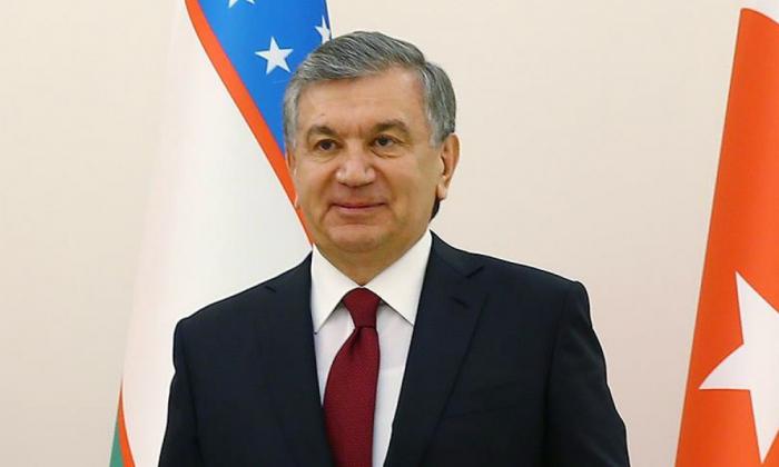 شوكت ميرضيايف سيزور أذربيجان
