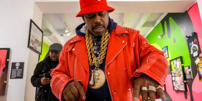 Le rap a 40 ans