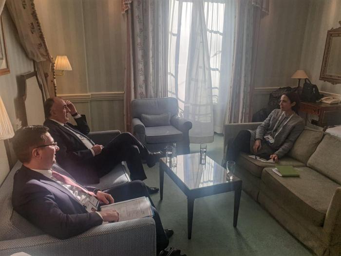 Azerbaijan, US mull situation in Karabakh negotiation process
