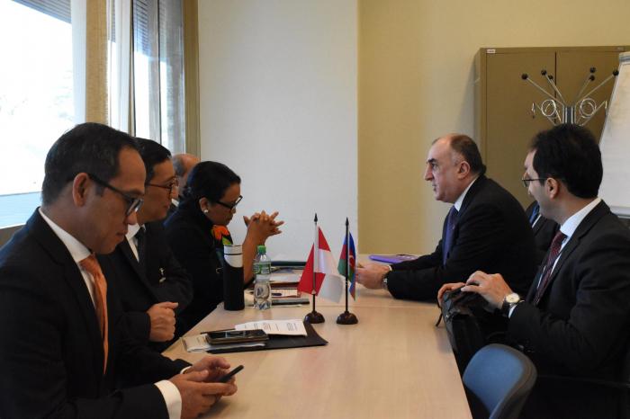 Azerbaijan, Indonesia mull co-op