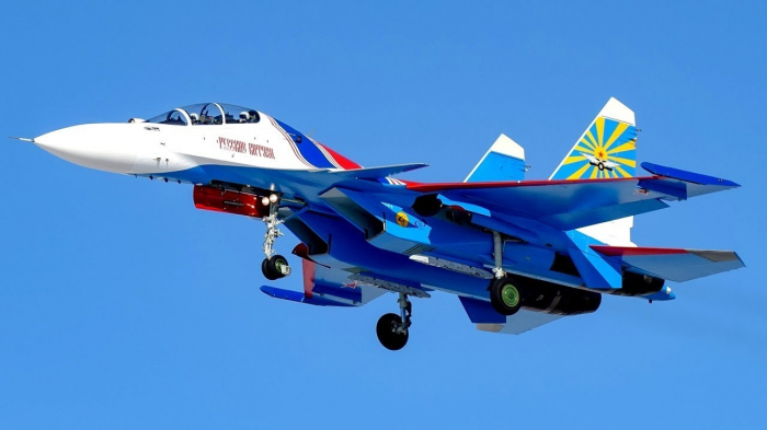Russian newspaper: Armenia signs contract to buy four SU-30 SM fighter jets