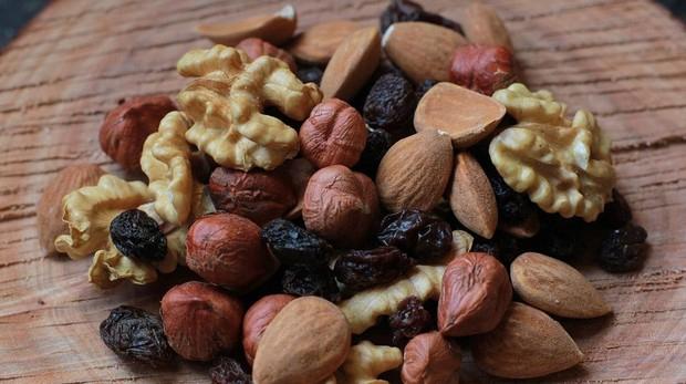 Frutos secos, una sana manera de reducir el riesgo de enfermedad cardiovascular en diabéticos