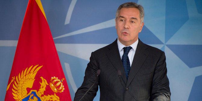 Montenegro president due in Azerbaijan