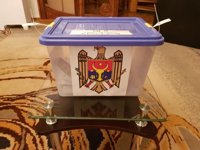 Moldovada parlament seçkiləri keçirilir