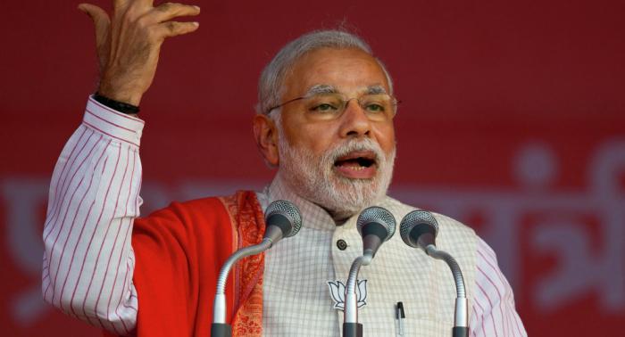 Modi  : la India tiene plena libertad de acción para combatir el terrorismo