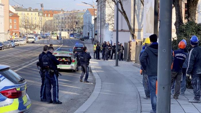 Dos muertos en un tiroteo en Munich