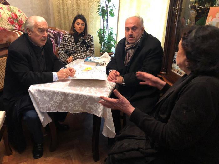 President of Centrist Democratic International arrives in Baku