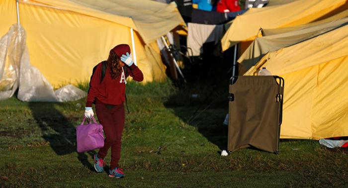 La OIM intensifica su trabajo en medio de la creciente crisis de refugiados venezolanos