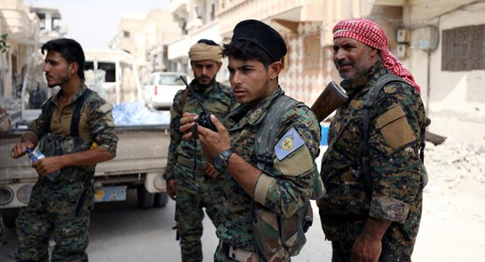 Las FDS instan a juzgar a los terroristas de ISIS bajo la égida de la ONU