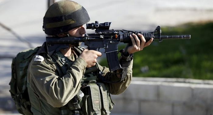 Al menos 20 palestinos heridos en enfrentamientos con las fuerzas israelíes en Gaza