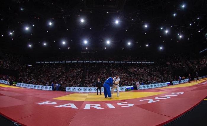 Judoístas azerbaiyanos ganaron dos medallas en París