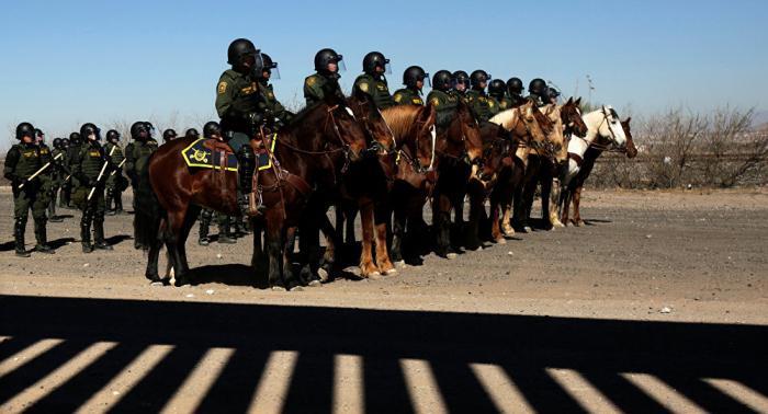Patrulla Fronteriza detiene a 325 inmigrantes centroamericanos en suroeste de EEUU