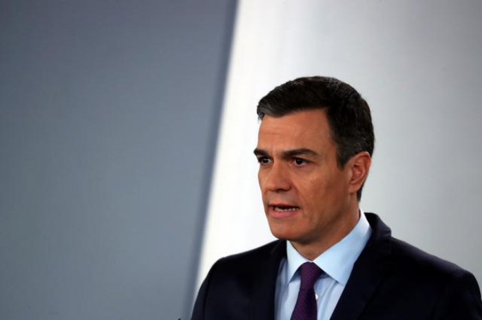 Spanish PM to call snap election for April 28: El Pais