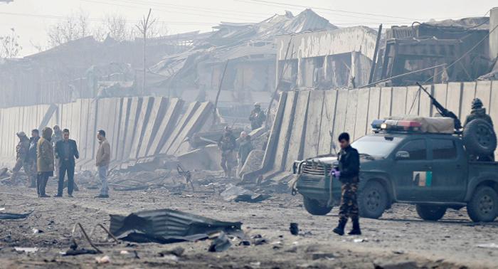 El jefe del Pentágono llega a Afganistán en visita no anunciada