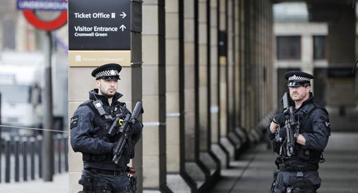Policía británica y europea podrían cesar cooperación tras Brexit