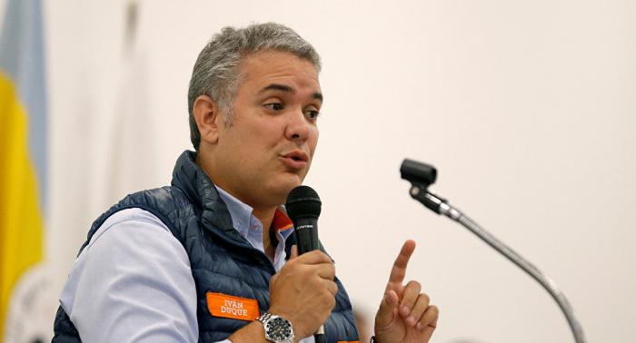 الرئيس الكولومبي: مجموعة دول ليما تجتمع الشهر الحالي مرة أخرى لبحث فنزويلا