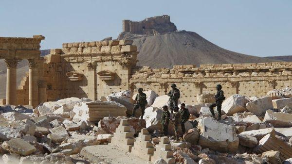 Rusia afirma que EE.UU. obstaculiza solución política en Siria