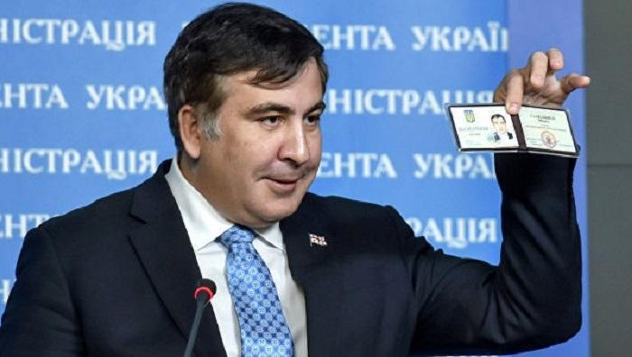 Saakaşvili erməni olmadığını sübut etdi
