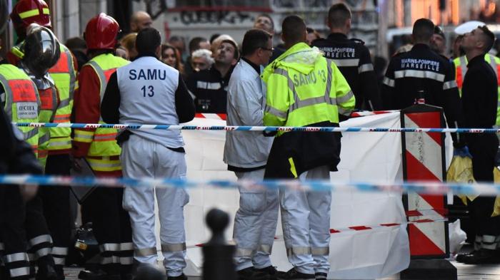 Un hombre es abatido a tiros tras apuñalar a varios transeúntes en Marsella
