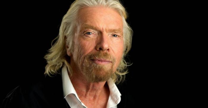 Richard Branson prévoit son propre voyage spatial d