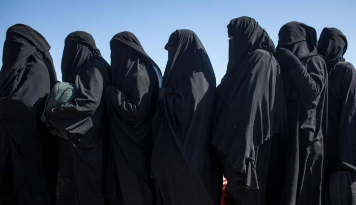 1.200 yihadistas de 45 nacionalidades, en el limbo jurídico en el norte de Siria