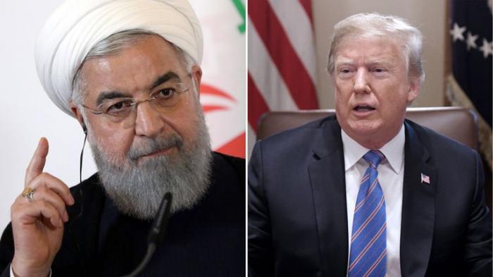 """""""Tramp ABŞ-ın yalanını üzə çıxardı"""" – Ruhani"""