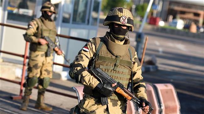 Egypte:   sept jihadistes présumés tués, 15 militaires morts ou blessés dans une attaque