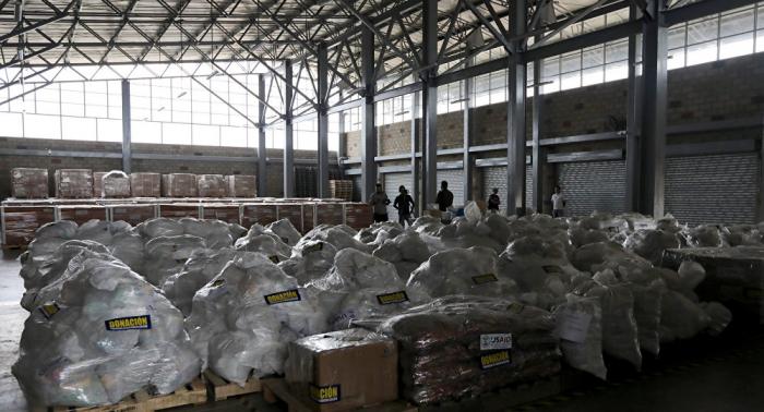 Sudáfrica insiste que ayuda a Venezuela debe contar con la autorización de Maduro