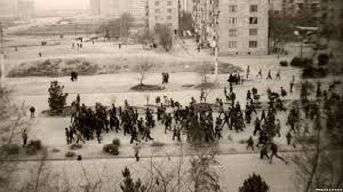 «Il y avait sûrement un lien entre les événements de Soumgaït et le cabinet de Gorbatchev» -  INTERVIEW
