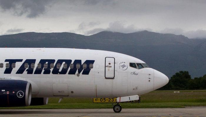 Romanian airline cancels Bucharest-Baku flight
