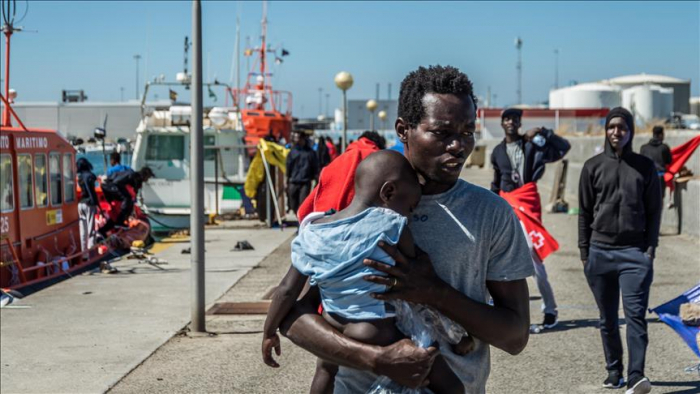 Council of Europe concerned over Italy's migrant policy