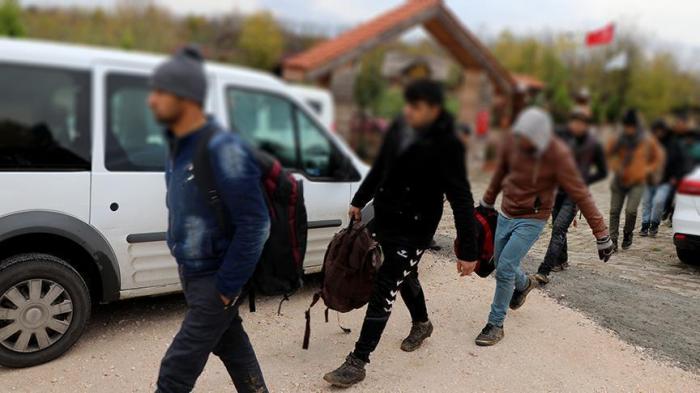 Turquie: 550 migrants irréguliers interpellés dans le nord-ouest