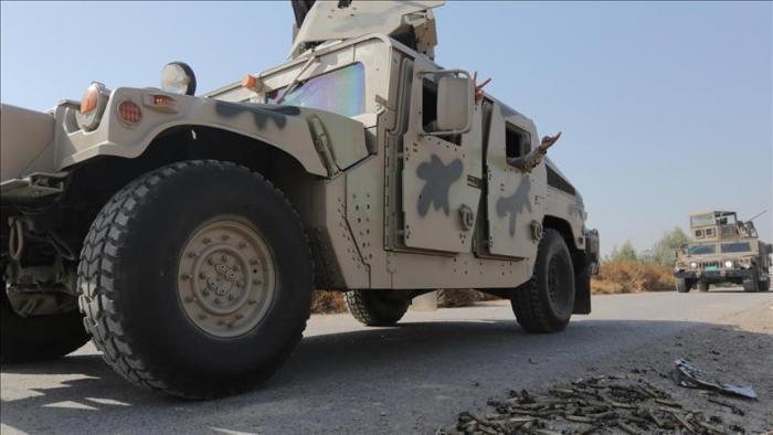 Irak:   Deux soldats morts dans l