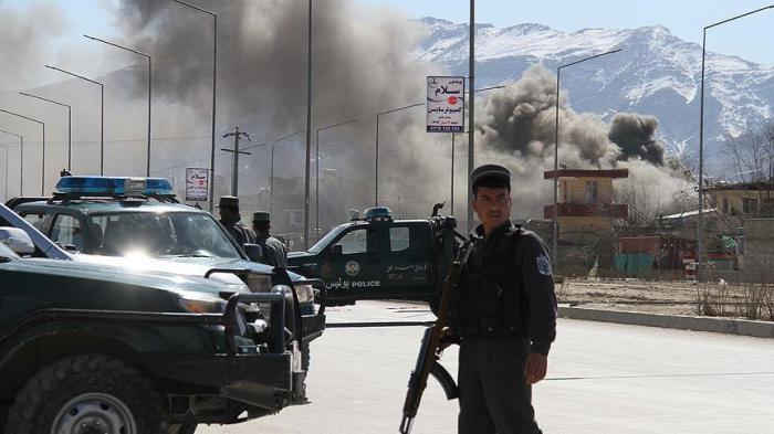Afghanistan :   8 policiers tués   dans une attaque des Talibans