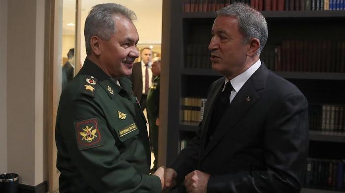 Le ministre russe de la Défense en visite en Turquie