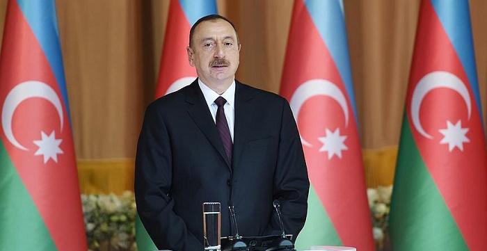 Ilham Aliyevprésente ses condoléances à son homologue turc