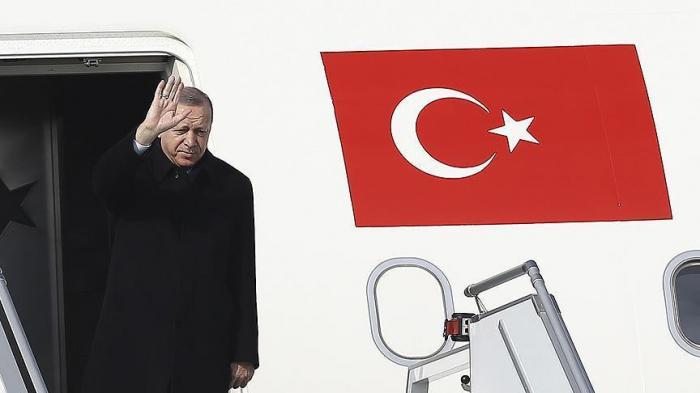 Le président turc s